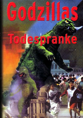 Godzillas Todespranke -- via Amazon Partnerprogramm