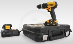 DeWalt DCD785C2 cordless combi drill incl. case + 2 Batteries 1.5Ah
