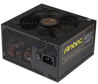 Antec TruePower Classic TP-450C, 450W ATX 2.4 (0761345-07700-2/0761345-07701-9)