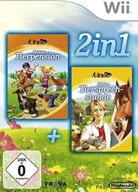 Meine Tierpension & Meine Tiersprechstunde (Wii)