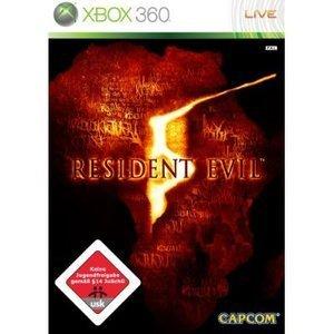 Resident Evil 5 (deutsch) (Xbox 360)