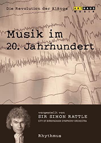 Musik im 20. Jahrhundert - Die Revolution der Klänge Vol. 2: Rhythmus -- via Amazon Partnerprogramm