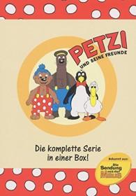 Petzi und seine Freunde Box (DVD)