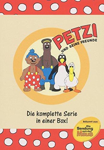 Petzi und seine Freunde Box -- via Amazon Partnerprogramm