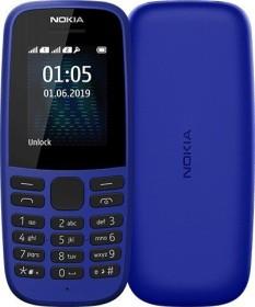 Nokia 105 (2019) Dual-SIM blau