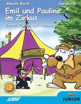 United Soft Media: Junior: Emil und Pauline im Zirkus (PC+MAC)