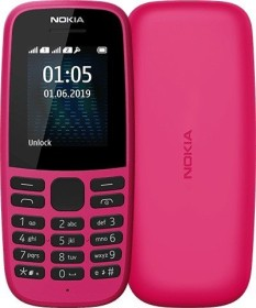Nokia 105 (2019) Dual-SIM pink
