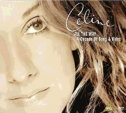 Celine Dion - All the Way - A Decade Of Song & Video -- via Amazon Partnerprogramm