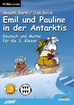 United Soft Media: Junior: Emil und Pauline in der Antarktis (PC+MAC)