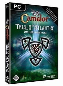 Dark Age of Camelot: Trials of Atlantis (add-on) (MMOG) (English) (PC)
