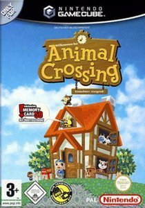 Animal Crossing (deutsch) (GC)