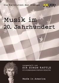 Musik im 20. Jahrhundert - Die Revolution der Klänge Vol. 5: Made in America (DVD)