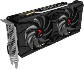 PNY GeForce GTX 1660 Ti XLR8 Gaming OC Dual, 6GB GDDR6, DVI, HDMI, DP (VCG1660T6DFPPB-O)