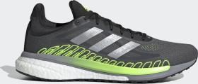 adidas Solar Glide 3 ST grey five/silver metallic/signal green (Herren) (FU9035)