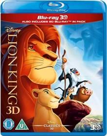 The Lion King - Diamond Edition (3D) (Blu-ray) (UK)