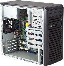 Supermicro 731i-403B schwarz, 400W ATX (CSE-731i-403B)