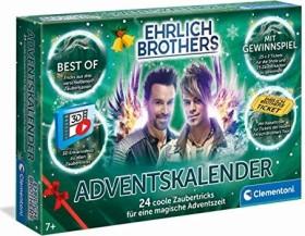 Clementoni Ehrlich Brothers - Adventskalender 2020 (59180)