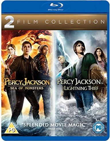 Percy Jackson And The Lightning Thief (Blu-ray) (UK) -- via Amazon Partnerprogramm
