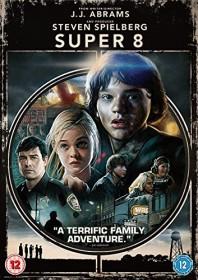Super 8 (DVD) (UK)