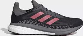 adidas Solar Glide 3 ST core black/signal pink/copper metallic (Herren) (FV7250)