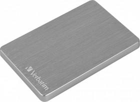 Verbatim Store 'n' Go ALU Slim Space Grey 1TB, USB 3.0 Micro-B (53662)