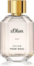 s.Oliver Follow Your Soul Women Eau de Toilette, 50ml