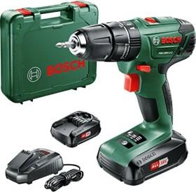 Bosch DIY PSB 1800 LI-2 cordless combi drill incl. case + 2 Batteries 1.5Ah (06039A3371)