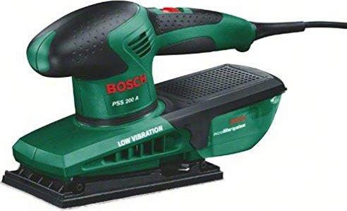 Bosch DIY PSS 200 A Elektro-Schwingschleifer inkl. Koffer (0603340000) -- via Amazon Partnerprogramm