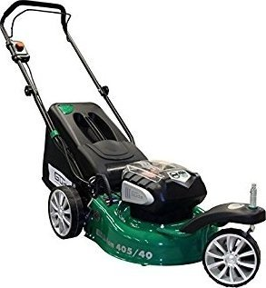 Güde 405/40-2.5 S cordless lawn mower incl. rechargeable battery 2.5Ah (95880)