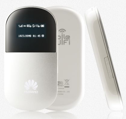 Vodafone Huawei E5 (various contracts)