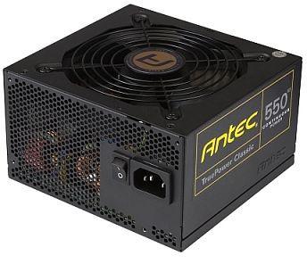 Antec TruePower Classic TP-550C, 550W ATX 2.4 (0761345-07702-6/0761345-07703-3)