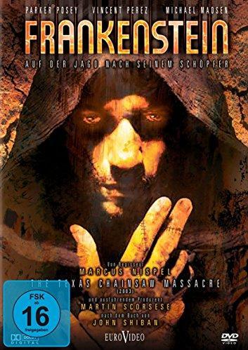 Frankenstein - Auf der Jagd nach seinem Schöpfer -- via Amazon Partnerprogramm