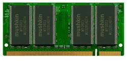 Mushkin Essentials SO-DIMM 1GB, DDR-400, CL3 (991307)