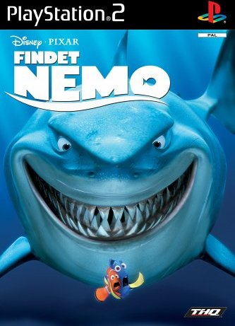 Findet Nemo (niemiecki) (PS2) -- via Amazon Partnerprogramm