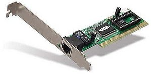 Belkin F5D5000, 1x 100Base-TX, PCI