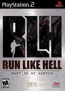 Run Like Hell (niemiecki) (PS2)