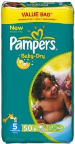 Pampers Baby-Dry Gr.5 Einwegwindel, 11-25kg, 50 Stück