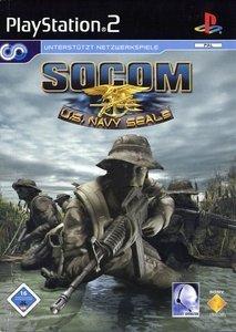 SOCOM - US Navy Seals (inkl. Headset) (niemiecki) (PS2)