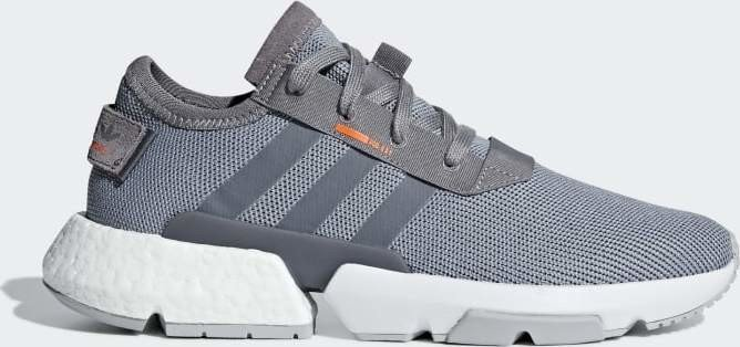 san francisco 4315a af821 adidas POD-S3.1 grey threesolar orange (B37365)