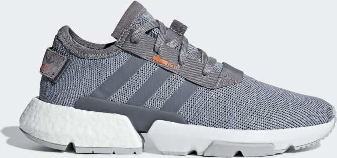 7bc593ca8ee6 adidas POD-S3.1 grey three solar orange (B37365) starting from ...