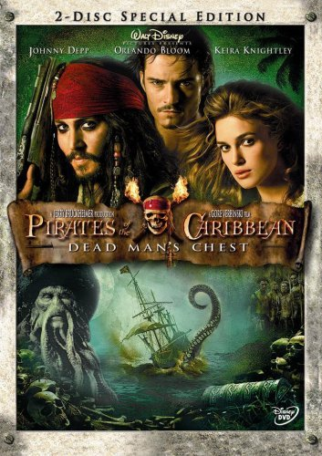 Pirates of the Caribbean 2 - Dead Man's Chest (Special Editions) (UK) -- via Amazon Partnerprogramm