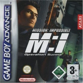 Mission Impossible: Operation Surma (GBA)