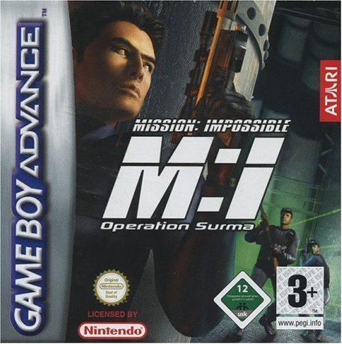 Mission Impossible: Operation Surma (GBA) -- via Amazon Partnerprogramm
