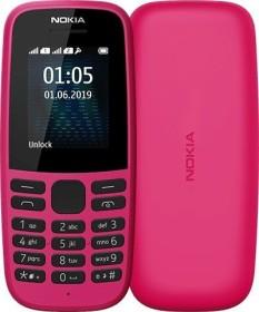 Nokia 105 (2019) Single-SIM pink