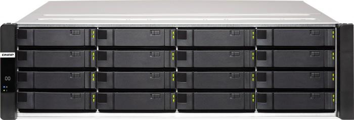 QNAP ES1686dc-2142IT-128G, Xeon D-2142IT, 64GB RAM regECC, 4x 10Gb SFP+, 3x Gb LAN, 3HE