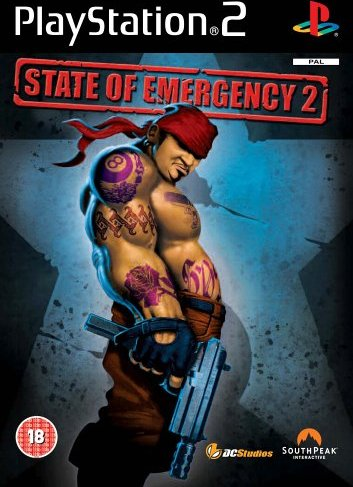 State of Emergency (niemiecki) (PS2) -- via Amazon Partnerprogramm