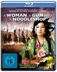 A Woman, a Gun and a Noodleshop (Blu-ray)