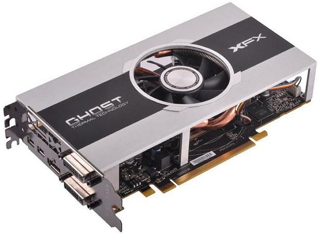 XFX Radeon HD 7850 Core Edition, 1GB GDDR5, 2x DVI, HDMI, 2x Mini DisplayPort (FX-785A-ZNFC)