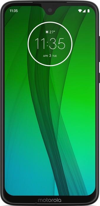 Motorola Moto G7 Dual-SIM black