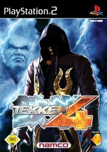 Tekken 4 (German) (PS2)